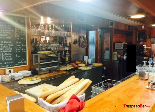 Venta /Traspaso Bar R..