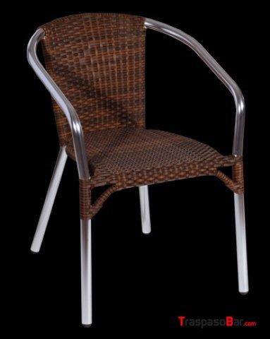 Mobiliario de terraza en resina aluminio o rattan en tortosa - Mobiliario para terraza ...