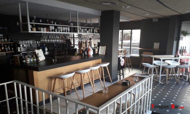 Traspaso Bar Restaurante 230m Con Terraza En Madrid 20510